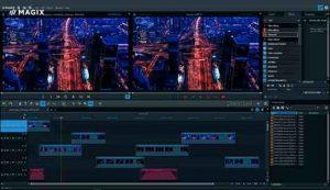 MAGIX Video Pro X13 Crack 19.0.1.117 + Full Download