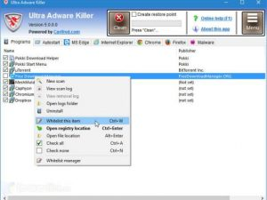 Ultra Adware Killer Crack 9.7.8.4 With Full Download Latest [2021]