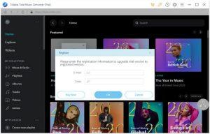 AudFree Tidal Music Converter Crack 1.5.0.210 + Full Download